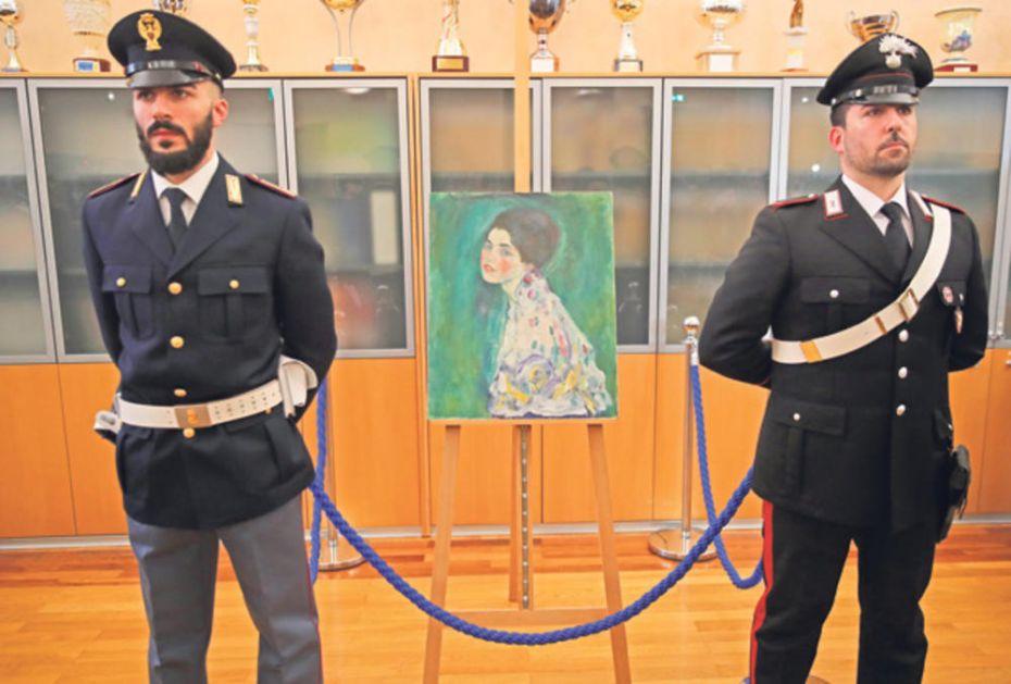 REŠENA SVETSKA MISTERIJA POSLE 23 GODINE: Baštovan našao ukradenu Klimtovu sliku!