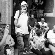 REVOLUCIJA NEMA POČETAK NI KRAJ Preminuo Vladimir Mijanović - lider studentskih protesta