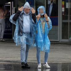 RHMZ IZDAO UPOZORENJE: Ove nedelje nikuda bez kišobrana, evo kada se očekuje lepše vreme