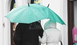 RHMZ: Jak vetar u košavskom području