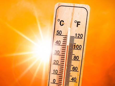 RHMZ izdao upozorenje: Visoke temperature, biće preko 40 stepeni - Uključen crveni meteoalarm