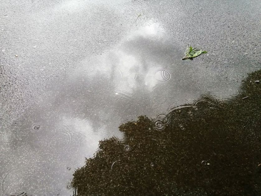RHMZ upozorava na obilne padavine do subote