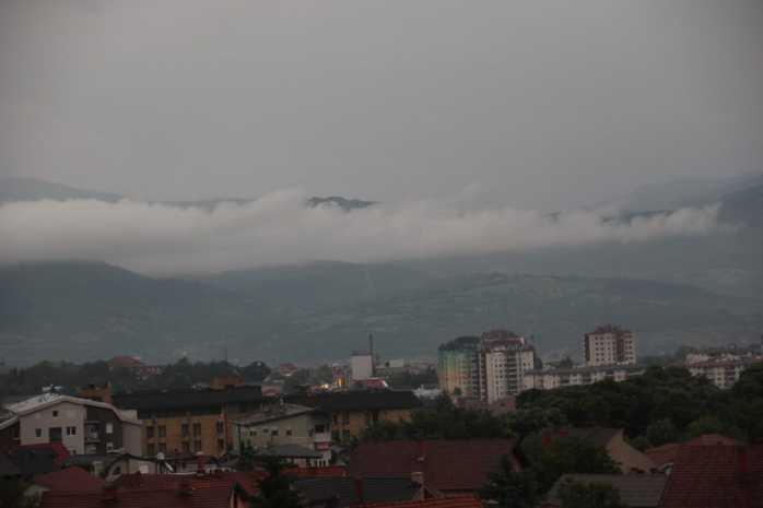RHMZO: Očekuje se nevreme u centralnoj i južnoj Srbiji