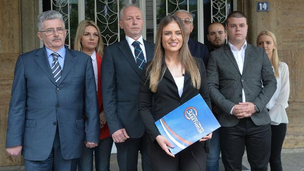 RIK proglasio listu Srpske stranke Zavetnici