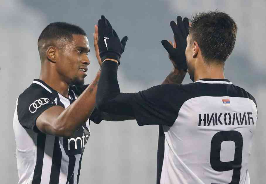 RIKARDO I NIKOLIĆ ZA NADU GROBARA PRED VEČITI DERBI: Ovo je Partizan željan dominacije, golova i pobeda (VIDEO)