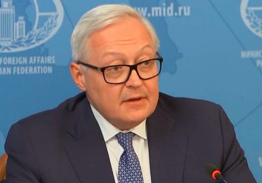 RJABKOV: Rusija ne očekuje bolje odnose sa SAD posle Boltonovog odlaska