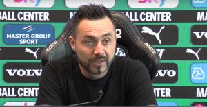 ROBERTO DE ZERBI PORUČUJE: 'Ne želim da vodim tim protiv Milana! U nedelju je izvršen državni udar '