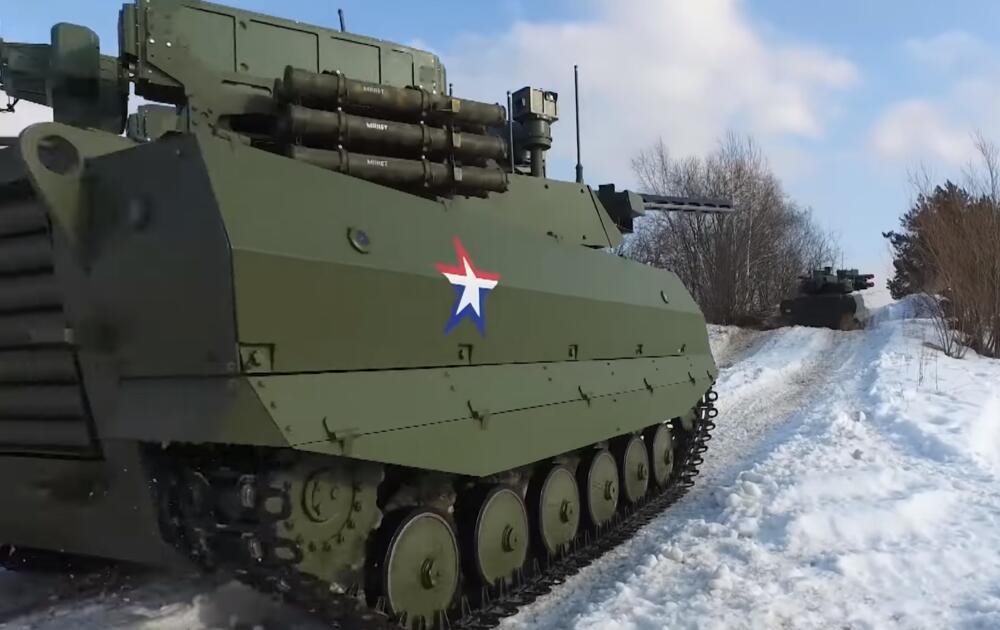 ROBOTI I VOJNICI RAME UZ RAME: Rusija formira vojnu jedinicu sa robotima naoružanim topom, raketama i bacačima plamena