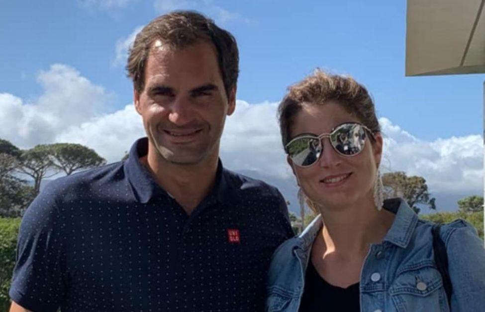 RODŽERE, VELIKI SI! Federer sa suprugom Mirkom donirao milion franaka ugroženim porodicama u Švajcarskoj (FOTO)
