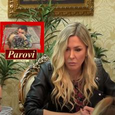 ROĐENA MAJKA JE TUKLA SATIMA: Užasna priča dvojnice Aleksandre Prijović rasplakala voditeljku Parova