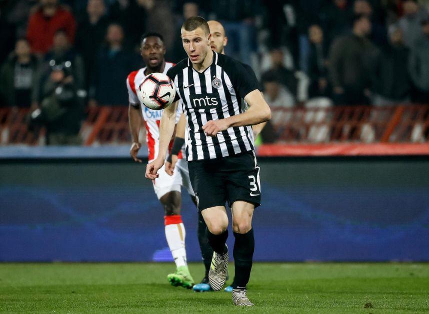 RONALDO DOBIJA SAIGRAČA IZ PARTIZANA Strahinja Pavlović u Juventusu: Crno-belima 5 miliona evra plus 2 miliona od bonusa?!