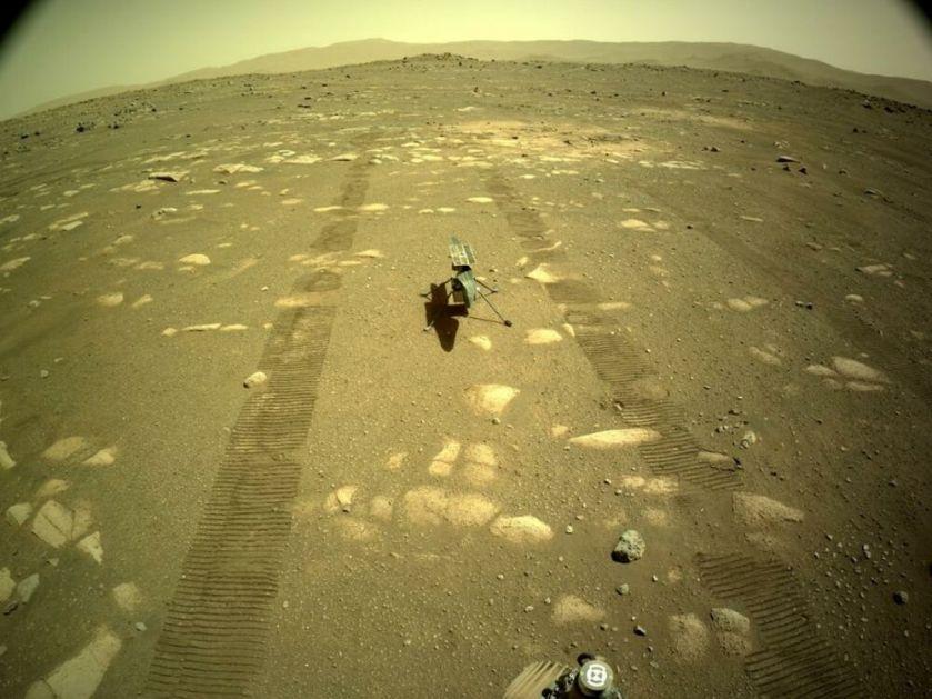ROVER NAPRAVIO KISEONIK NA MARSU: Uz pomoć ove kutije astronauti će u svemiru moći lakše da dišu FOTO, VIDEO