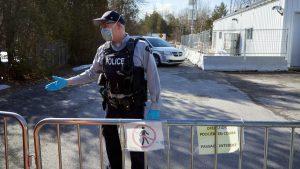 RSE: Pandemija izaziva napetosti na kanadsko-američkoj granici
