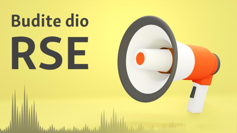 RSE zapošljava: Producent/ica za podcast