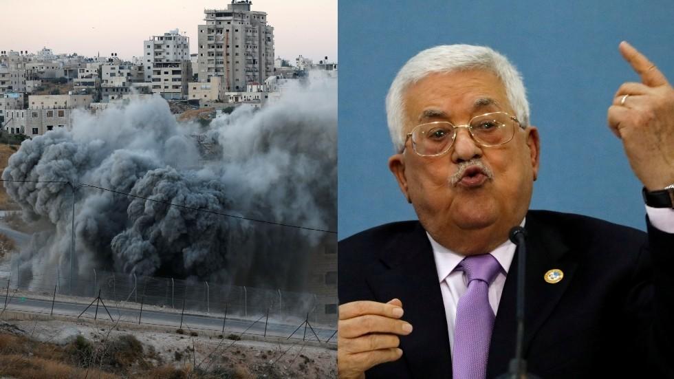 RT: Abas suspendovao sve sporazume s Izraelom