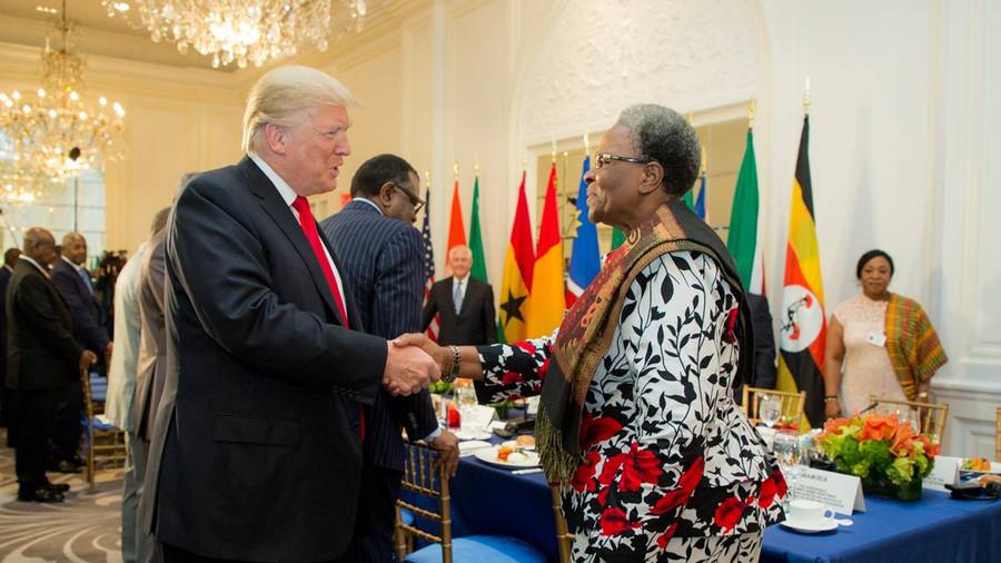 RT: Agresivno i rasistički: Afričke zemlje odgovorile na Trampove vulgarne uvrede