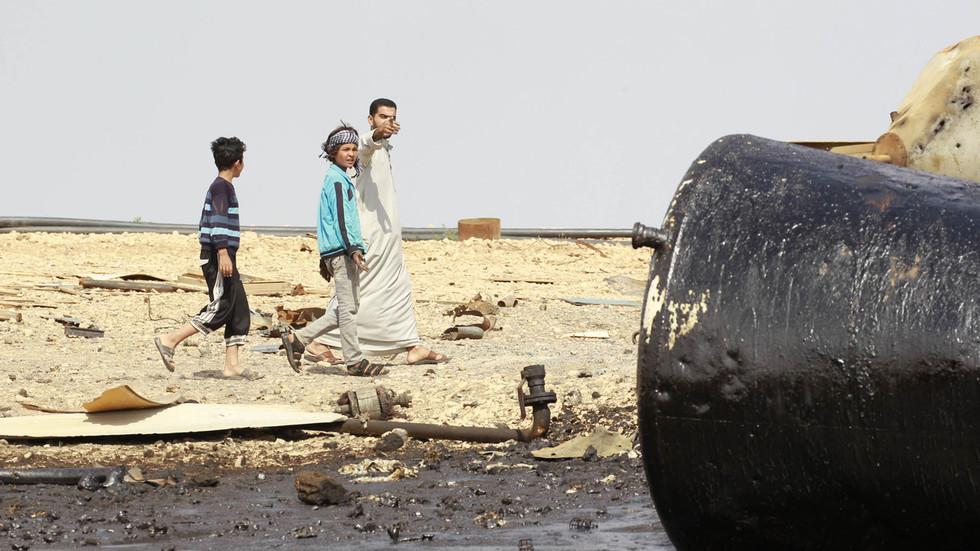 RT: Čije je to nafta? Vreme je da Tramp ostavi sirijsku naftu Sirijcima