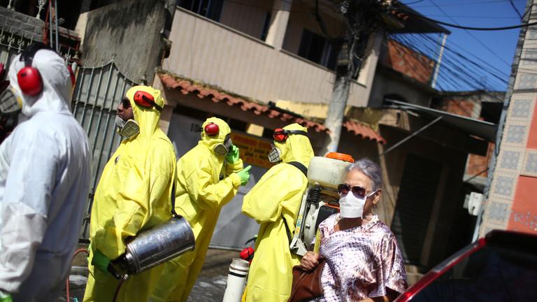 RT: Čitavom čovečanstvu preti opasnost od koronavirusa - Gutereš