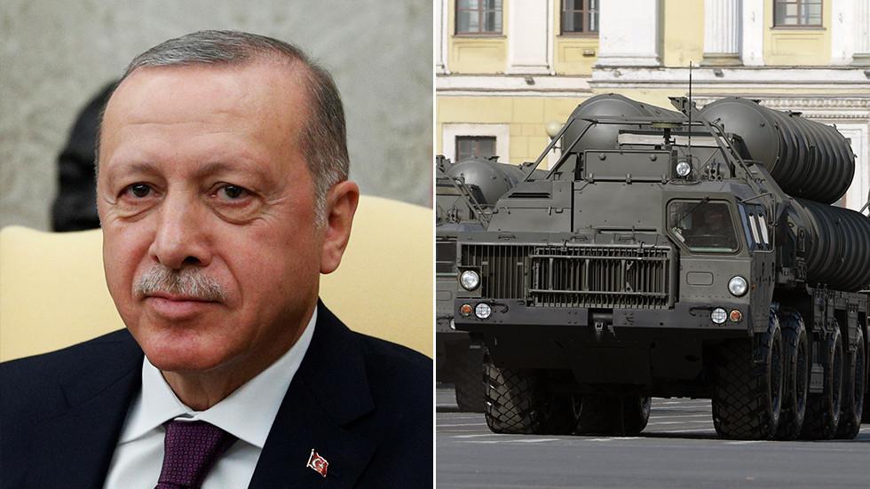 """RT: Erdogan """"ne želi da naudi odnosima s Rusijom"""" zbog Trampovog zahteva da odustane od ruskih PVO sistema"""
