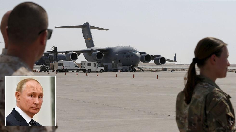 """RT: Evakuacija američkih snaga iz Avganistana više ličila na """"potpuni beg"""" nego na """"ishitreno povlačenje"""", kaže Putin"""