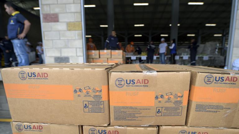 RT: Humanitarna pomoć SAD je velika laž i uvod u vojnu intervenciju - Karakas