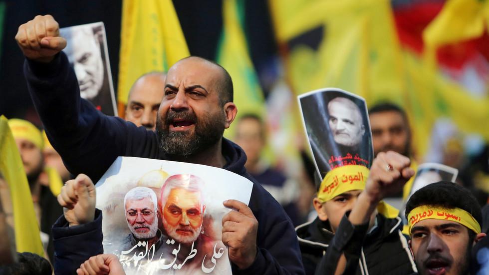 """RT: Iran će pogubiti """"agenta Cije"""" koji je pomogao SAD-u u likvidaciji komandanta iranskih Kuds snaga"""
