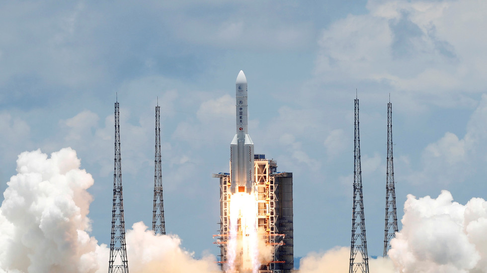 RT: Kina lansirala letelicu sposobnu za uklanjanje kosmičkog otpada