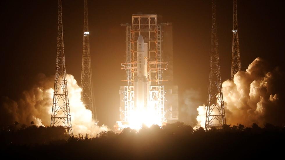 RT: Kina pokrenula misiju kako bi uzorke površine Meseca dopremila na Zemlju, prvu takvu posle skoro 50 godina