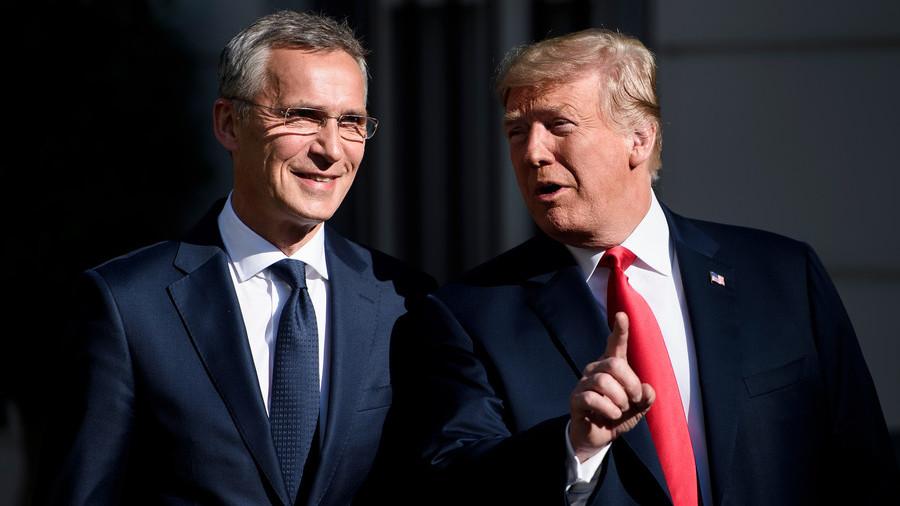"""RT: """"Mislim da generalni sekretar NATO-a voli Trampa, možda je i jedini, ali to mi je u redu"""""""