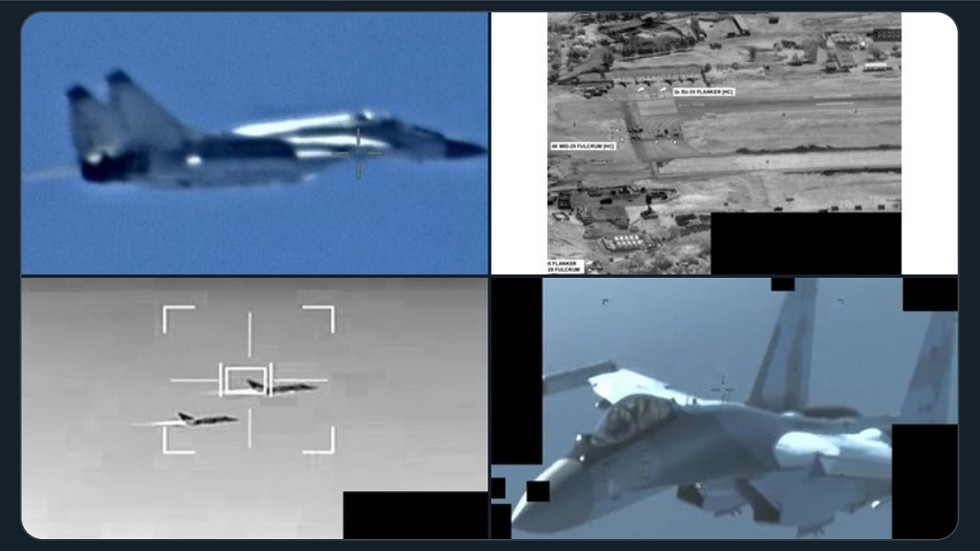 """RT: Moskva odbacila tvrdnju američkog generala o """"ruskim avionima u Libiji"""""""