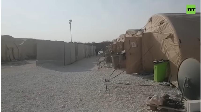 RT: Otišli u žurbi: RT u napuštenoj američkoj bazi u Manbidžu