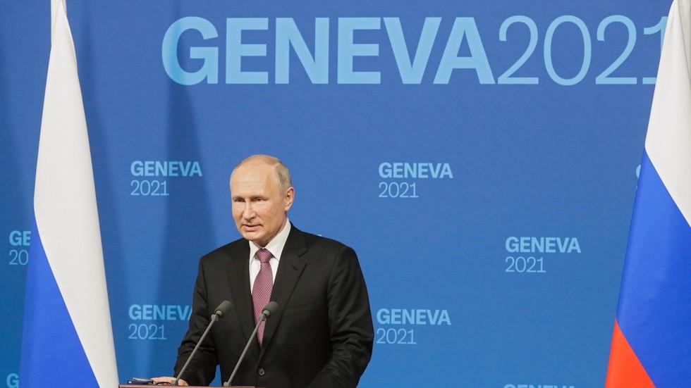 """RT: Putin pozdravio """"konstruktivne"""" razgovore sa Bajdenom, te saopštio da će ruski i američki ambasadori uskoro biti vraćeni"""