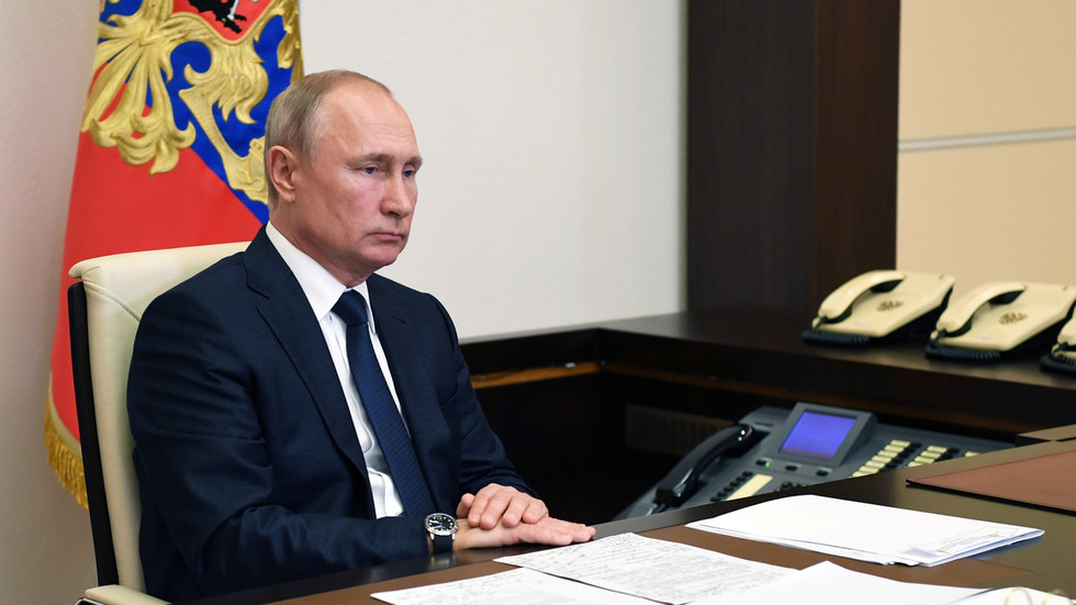 RT: Referendum o promenama Ustava 1. jula - Putin