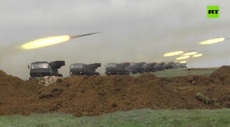 RT: Rusija će povući snage raspoređene na granici sa Ukrajinom, potvrđuje Moskva, dok se završavaju veliki manevri na Krimu