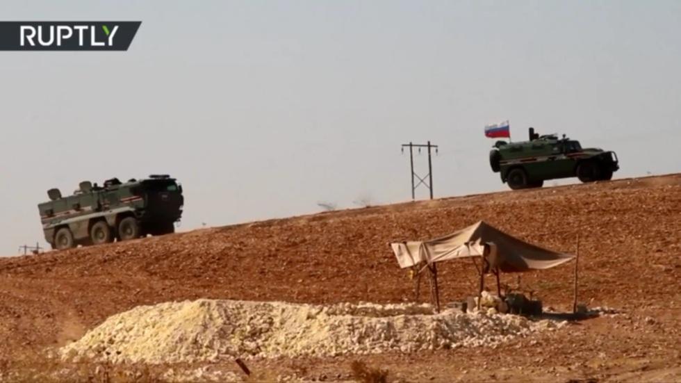 RT: Ruska vojna policija u Manbidžu i Kobaniju nakon dogovora o raspoređivanju na sirijsko-turskoj granici