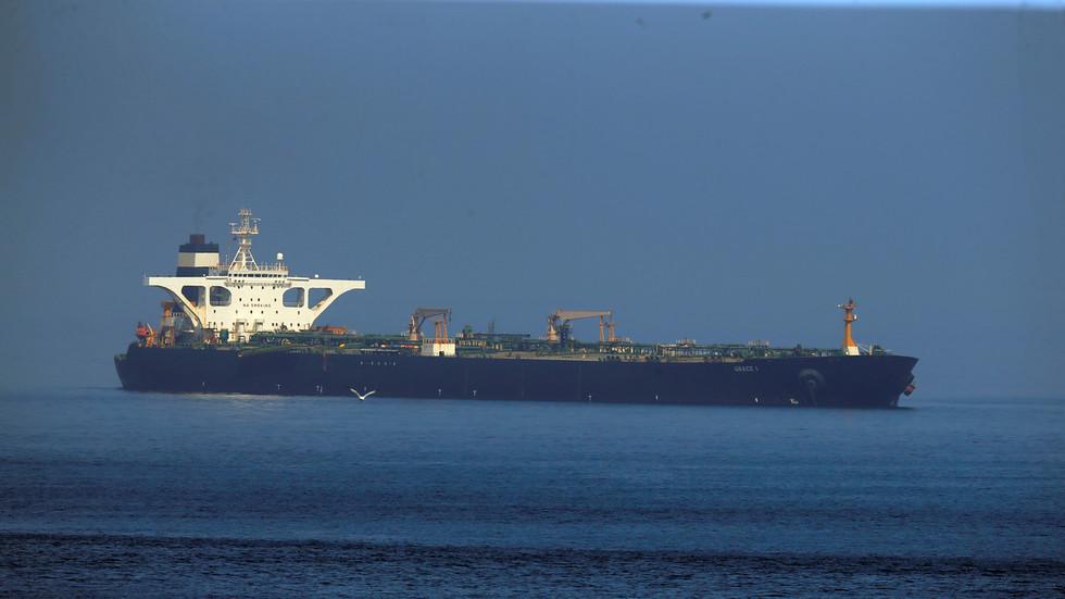 RT: SAD će biti u nevolji ako učine grešku presretajući tankere za Venecuelu - Rohani