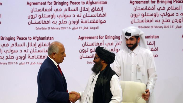 RT: SAD i talibani potpisali sporazum o povlačenju američkih i NATO snaga iz Avganistana