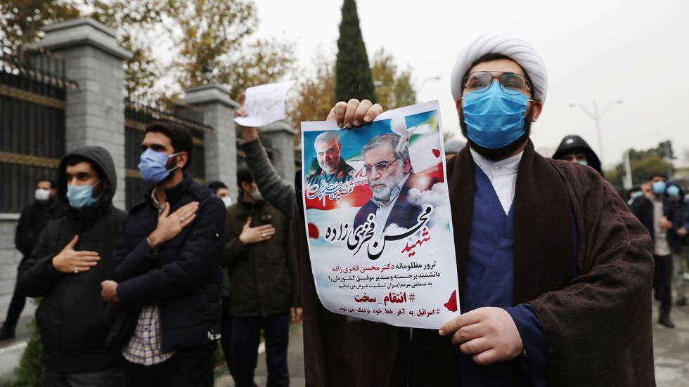 """RT: Sirija osudila """"cionistički teroristički napad na nauku"""", dok Izrael navodi da """"nema pojma"""" ko stoji iza ubistva iranskog naučnika"""