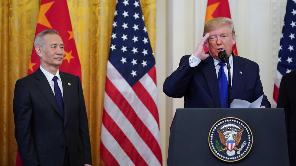 """RT: Tramp kaže da je """"uvek moguće"""" zatvoriti još kineskih konzulata, nakon što je Peking obećao recipročan odgovor"""