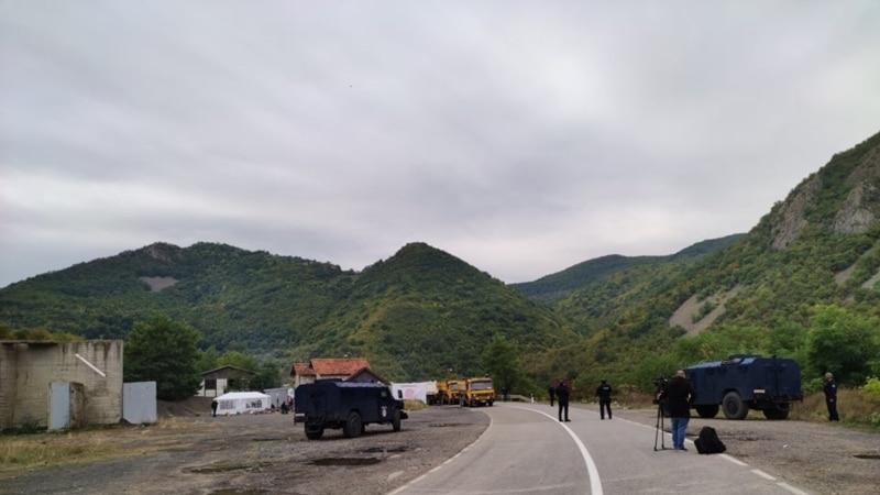 RTS: Avioni Vojske Srbije nadletali prelaz Jarinje