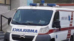 RTS: Petoro povređeno u sudaru automobila i kvada u Dobanovcima