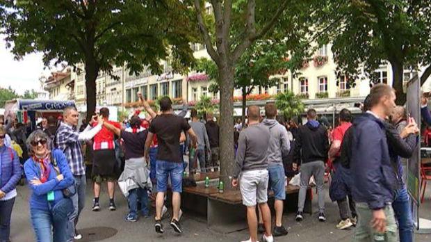 RTS u Bernu: Raport pred odlazak na stadion