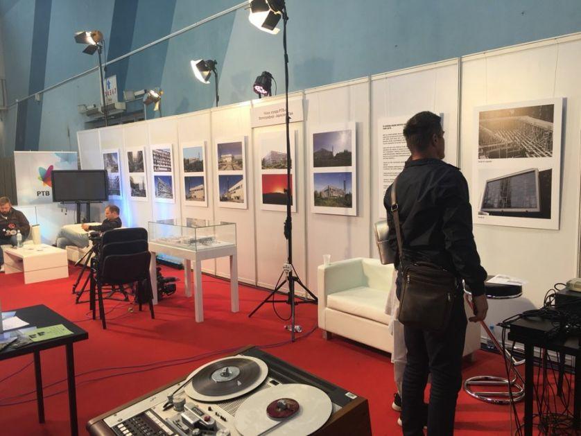 RTV na sajmu LORIST, četvrti dan
