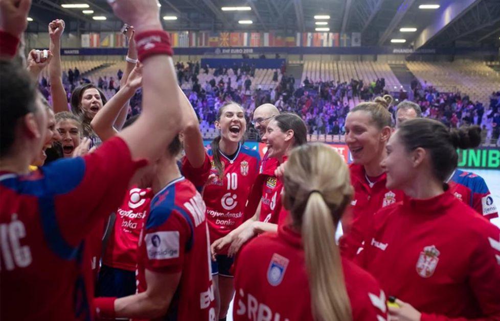 RUKOMETAŠICE SRBIJE SAZNALE RIVALE: Održan žreb, evo kada počinju kvalifikacije za Evropsko prvenstvo! (FOTO)