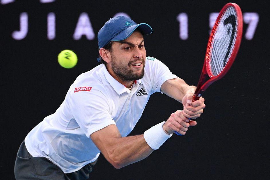 RUS I U BEOGRADU REĐA USPEHE: Aslan Karacev u četvrtfinalu Serbia Opena!