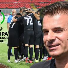RUS PODIGAO VELIKU PRAŠINU: Partizan je PERJANICA srpskog fudbala