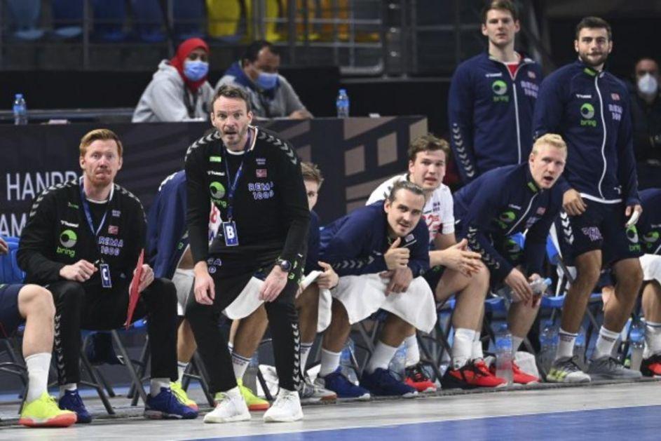 RUSI I SLOVENCI IDU KUĆI: Francuska maksimalna, Egipat i Švedska u četvrfinalu!