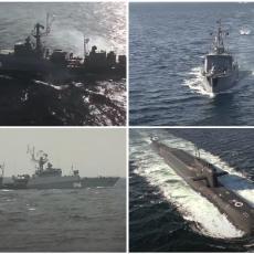 RUSI PODIGLI SEVERNU FLOTU: Armada plovi ka Arktiku, cilj je zauzeti strateške tačke po svaku cenu (VIDEO)