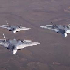 RUSI POSTAJU NEPOBEDIVI U VAZDUHU: Avioni pristižu kao na traci, Su-57 najnovije generacije u centru pažnje