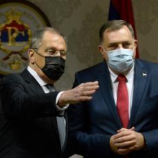 RUSI SVE OTKRILI: Poznato šta je cilj afere sa ikonom koju je Dodik poklonio Lavrovu